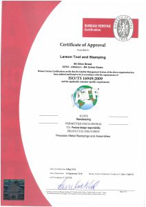 Larson-Tool-Stamping-TS-Final-Certificate-2016